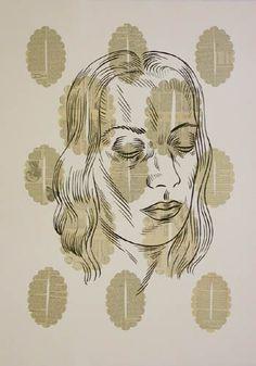 Conrad Botes Cute Pens, South African Artists, International Artist, Illustration Art, Illustrations, Top Artists, Screen Printing, Modern Art, Printmaking Ideas