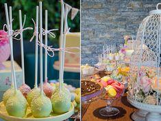 Ιδεες για βαπτιση κοριτσιου με θεμα την ανοιξη - EverAfter Caramel Apples, Pastel, Table Decorations, Cake, Food, Home Decor, Party, Decoration Home, Room Decor