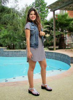 Chicpineapple: Glitter Heeled Sandals