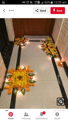 Check latest Diwali Decorations DIY Ideas to Brighten-Up Your Home, diwali decorations backdrop, diw Rangoli Designs Flower, Colorful Rangoli Designs, Rangoli Designs Diwali, Flower Rangoli, Diwali Rangoli, Diwali Diy, Diwali Craft, Happy Diwali, Diwali Decorations At Home