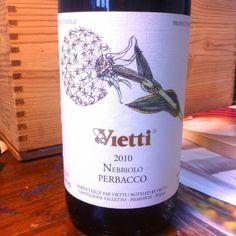 HIPPOVINO: #Lesvinsdu20 Dégustation du 20 mars 2014 - @vietti_vino, Langhe Perbacco 2010 - vin rouge - Code SAQ 10861031