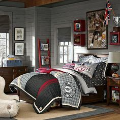 Hampton Classic Bed #pbteen