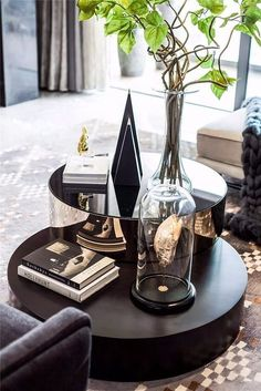 7 Dreamy coffee table styling ideas for the winter season (Daily Dream Decor)
