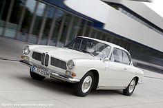 1965 BMW 3200 CS Bertone Coupe