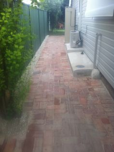 Paving Canberra and Landscaping Canberra, Designs That Blur the Boundaries from Indoors to Outdoors. Red Brick Paving, Brick Patios, Recycled Brick, Paving Ideas, Backyard Decorations, Backyard Ideas, Brickwork, Red Bricks, Garden Landscaping
