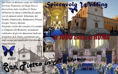 Spiccavolo Wedding Planner - Le mille chiese di Roma