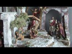 ORIENTALISCHE KRIPPE - ORIENTALISCHE STADT - PASSIONSKRIPPE - YouTube