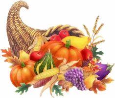Thanksgiving Horn Of PLenty Cross Stitch Pattern***L Thanksgiving Art, Thanksgiving Parties, Thanksgiving Pictures, Fall Pictures, Colorful Pictures, Autumn Photos, Horn Of Plenty, Bon Weekend, Mabon