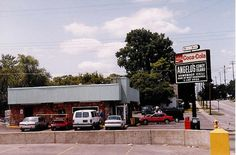 Angelos Coney Island. East side of Flint,Mi - my mom's favorite...
