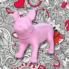 Everyone loves pets! Stand out with this French Bulldog Figurine to give your store and engage your customers with a touch of the bizarre. Get in touch now to adopt yours. Love Pet, French Bulldog, Dinosaur Stuffed Animal, Adoption, Touch, Pets, Store, Animals, Inspiration