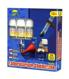 Twoje dziecko lubi eksperymentować? Zestaw chemika pomoże w rozwoju jego zainteresowań. #supermisiopl #zabawki_edukacyjne #rozwój_dziecka