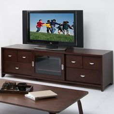 Abbyson Living Zentro Tv Console