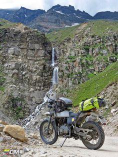 Himalayan Odyssey Enfield Bike, Enfield Motorcycle, Himalayan Royal Enfield, Bullet Bike Royal Enfield, Motorcycle Travel, Touring Bike, Automotive Design, Biker Love, Tours