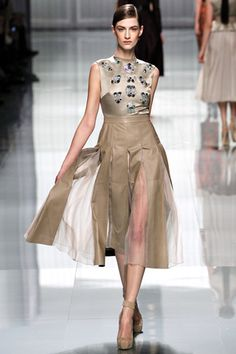 Christian Dior - Fall 2012 Ready-to-Wear.