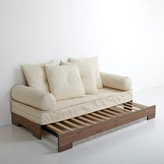Banquette, lit de repos, Sahel, 3 places, socle co
