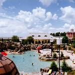 Disney's Saratoga Springs Resort & Spa Hotel, Orlando Disney Vacation 2012