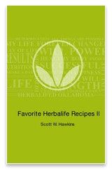 Excited to share the latest addition to my #etsy shop: Favorite Herbalife Recipes II #epub #herbalife #ebook #product