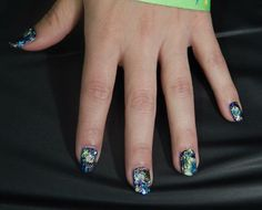 Pin By Asg5353 On Competition Nails Pinterest