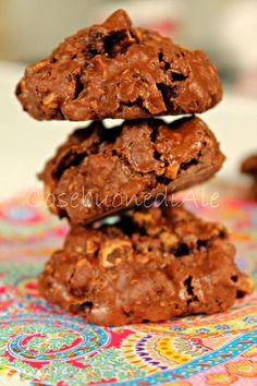 CosebuonediAle: biscottoni croccanti alle nocciole
