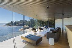 Tula house par Patkau Architects - Journal du Design