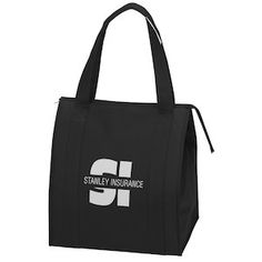 Turbocharge your outreach program with this quick-ship tote!