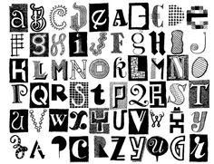 Letters 122 by Don Moyer, via Flickr