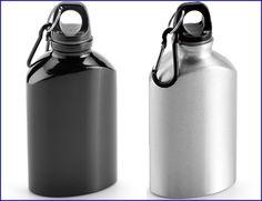 Botellas Cantimplora con Mosquetón