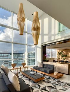 Penthouse overlooking Mexico City