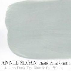 Timeless Country French House Tour to Inspire! - Hello Lovely - Annie Sloan Chalk Paint Combo: 1 part Duck Egg Blue with 3 parts Old White. Modern French Country, French Country Kitchens, French Country Bedrooms, French Country Cottage, French Country Decorating, French Farmhouse, Country Style Homes, Decor Ideas, Decorating Ideas