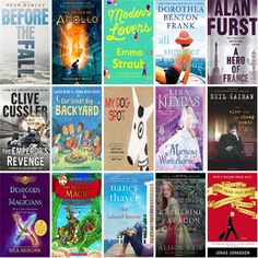 See what's new this week at the Muskegon Area District Library at:  *** http://wowbrary.org/nu.aspx?fb&p=5256-228 ***  There are 12 new bestsellers, one new video, one new music CD, 38 new children's books, and 39 other new books.