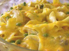 Crock Pot Tuna Noodle Casserole Recipe - Food.com