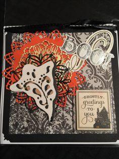 Anna Griffin Halloween Card