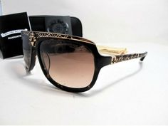 Chrome Hearts Affliction DT Sunglasses Cheap Online