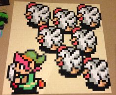 link to the past link sprite - Google 検索