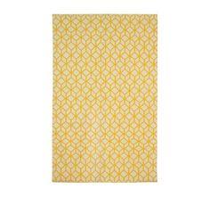 LOVE. #yellow #rug