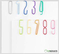 Clips numéricos para organizar a sua vida.