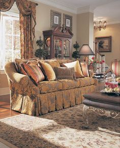 Highland House Furniture 3020 86 Sofa