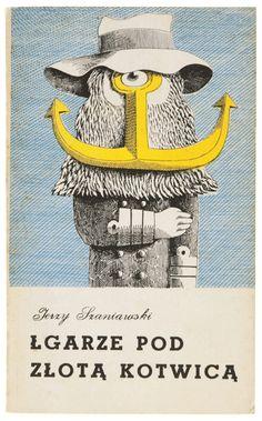 Daniel Mróz, cover for Liars Underneath the Golden Anchor, 1983