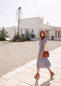 029330cf7b9e82 3 overseas designers Look De Printemps, Robe, Fringues, Collection D'été,