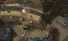 Merc Elite is a 3D, Free to Play, Shooter MOBA (Multiplayer Online Battle Arenas) military Game