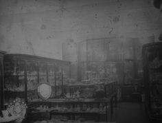 Elkington's Showroom, Manchester, January 1912. IET Archives NAEST 074/04/0008