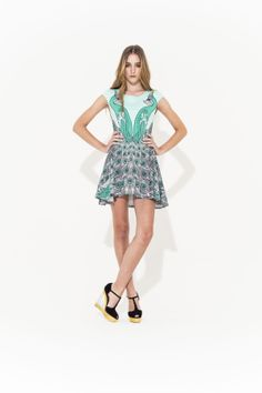 ALICE MCCALL Game Dress