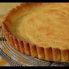 Massa podre para torta