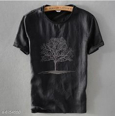 Checkout this latest Tshirts Product Name: *Attractive Men's T-Shirt* Fabric: Cotton Sleeve Length: Short Sleeves Pattern: Printed Multipack: 1 Sizes: M (Chest Size: 36 in, Length Size: 27 in)  L (Chest Size: 38 in, Length Size: 28 in)  XL (Chest Size: 40 in, Length Size: 29 in)  Easy Returns Available In Case Of Any Issue   Catalog Rating: ★4.1 (1745)  Catalog Name: Comfy Latest Men Tshirts CatalogID_1077150 C70-SC1205 Code: 212-6754550-714