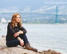 Sara Canning pictures and photos Damon Salvatore, Sara Canning, Vampire Diaries, Actresses, The Originals, Couple Photos, Characters, Star, Google Search