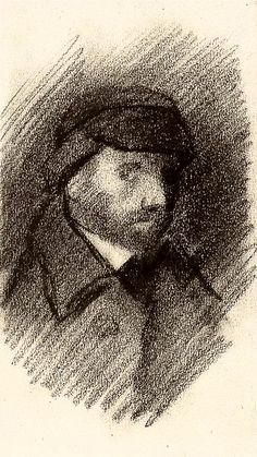Vincent van Gogh: The Drawings (Self-Portrait with Cap)