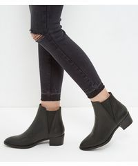 Black Chelsea Boot | New Look