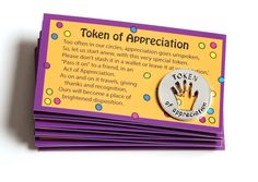 Purchase tokens of appreciation and cards combo team motivation builder. These tools and interactive toys are ideal for work and educational uses. Employee Rewards, Incentives For Employees, Employee Appreciation Gifts, Appreciation Cards, Volunteer Appreciation, Employee Gifts, Employee Incentive Ideas, Employee Morale, Staff Morale