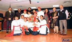 Hindi Diwas celebrations at Bhavans Kuwait