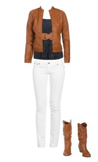 WetSeal.com Runway Outfit:  Rockin' Cowgirl by WChantel. Outfit Price $115.00